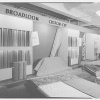 Ludwig Baumann-Spears, business at 35th St. and 8th Ave. Rug department
