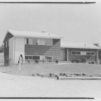 Marble Hills, Huntington, Long Island, New York. Creston house, exterior