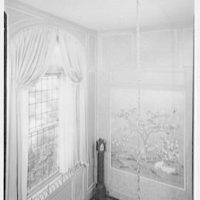 Mrs. Sidney Vere-Smith, residence on North St., Greenwich, Connecticut. Upper hall