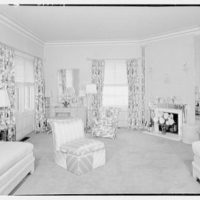 Robert M. Hillas, residence at Indian Harbor, Greenwich, Connecticut. Dad's room I