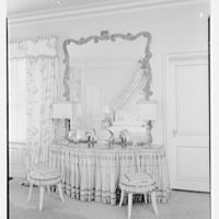 Robert M. Hillas, residence at Indian Harbor, Greenwich, Connecticut. Girl's room II