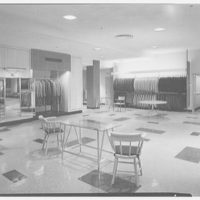 Rogers, Peet & Co., business at 600 5th Ave., New York. Basement, uniforms