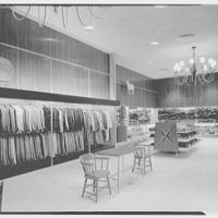 Rogers, Peet & Co., business at 600 5th Ave., New York. Sportswear