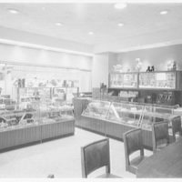 Schrafft's, 49th St. and 6th Ave. Candy and cake counters