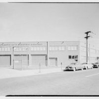 Atlantic City Electric Co., Kentucky Ave. and Bachrach Ave., Atlantic City, New Jersey. Exterior III