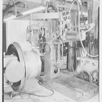 B & H Aircraft, Farmingdale, Long Island. Welding machine