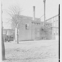 Becton Dickinson & Co., Rutherford, New Jersey. Boiler house