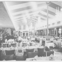Candlelight Restaurant, Central Ave., Yonkers, New York. Big room I