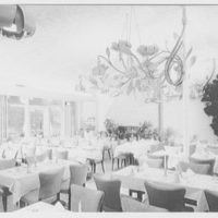 Candlelight Restaurant, Central Ave., Yonkers, New York. Gold Room II