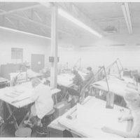 Corydon M. Johnson Co., Bethpage, Long Island. Technical paste up