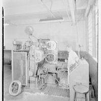 Eric Weidemeyer, 2080 Jericho Turnpike, New Hyde Park. Keller machine