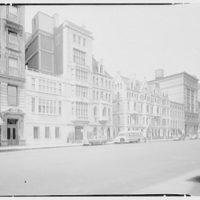 Grace Church, 9th and Broadway, New York City. Church school