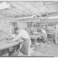 R.E.F., Jericho Turnpike, Mineola, Long Island. Drills