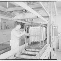 R.E.F., Jericho Turnpike, Mineola, Long Island. Heat treatment with figure