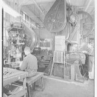 R.E.F., Jericho Turnpike, Mineola, Long Island. Punch presses