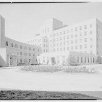St. Albans Naval Hospital, Jamaica, New York. Main section