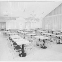 Stouffer's Westgate, Cleveland, Ohio. Main dining room