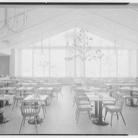 Stouffer's Westgate, Cleveland, Ohio. View to window