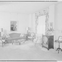 Westchester Country Club, Rye, New York. Room 450, living room