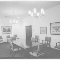 Chemical Corn Exchange Bank, 5th Ave. and 34th St., New York. Officers' dining room