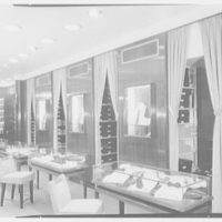 De Freese, business at 531 Madison Ave. To shirt cases and displays