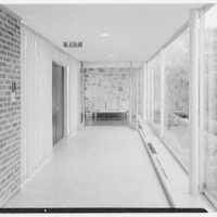 Fairchild Aircraft, Hagerstown, Maryland. To reception room