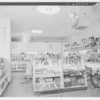 Gimbel Brothers, business in Cross County Center, Yonkers, New York. Toys