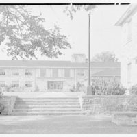 Goucher College, Towson, Maryland. Julia Rogers Library II