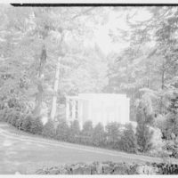 Lasker Mausoleum, Sleepy Hollow Cemetery, N. Tarrytown, New York. Exterior I