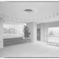 Stouffer's restaurant, Lancaster Ave., Philadelphia. Lobby, to Lancaster Room