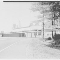 The Country School, Weston, Massachusetts. Exterior I