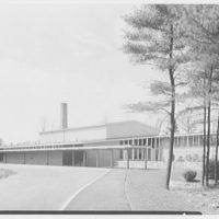The Country School, Weston, Massachusetts. Exterior II