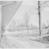 The Country School, Weston, Massachusetts. Exterior XIV