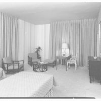 Biltmore Hotel, E. 42nd St., New York City. Executive suite, M master bedroom I