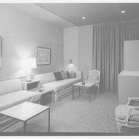 Biltmore Hotel, E. 42nd St., New York City. Executive suite, third bedroom