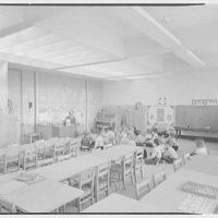 Cherry Lane School, Carle Place, Long Island. Classroom