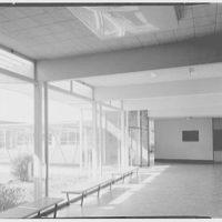 Cherry Lane School, Carle Place, Long Island. Entrance foyer
