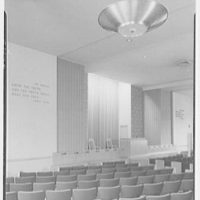 First Church of Christ Scientist, 8601 35th Ave., Jackson Heights. Interior III