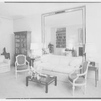 Harold Bache, residence at 812 Park Ave. Mirror