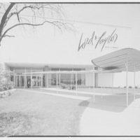 Lord & Taylor, business in Bala-Cynwyd, Pennsylvania. West entrance I