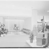 Lord & Taylor, business in Garden City, Long Island. Men's shoes