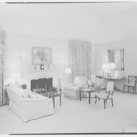 Mr. and Mrs. Pierre S. Dupont III, residence on Rockland Ave., Wilmington, Delaware. Morning room I