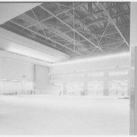 New York Coliseum, Columbus Circle. Upper exhibition hall II