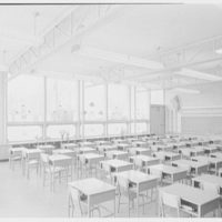 Parochial school, Central Islip, Long Island. Interior