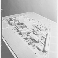 Pratt Institute, Ryerson Ave., Brooklyn. Model I from right
