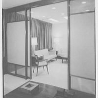 Renoir Fabrics, 1400 Broadway, New York City. Executive sales room I