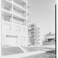 Vidal Apartment Houses, Stamford, Connecticut. Exterior II
