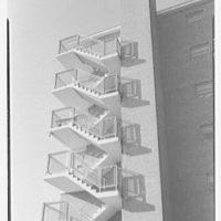 Vidal Apartment Houses, Stamford, Connecticut. Exterior VII
