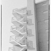 Vidal Apartment Houses, Stamford, Connecticut. Exterior VIII