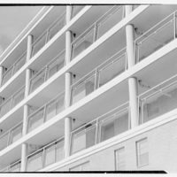 Vidal Apartment Houses, Stamford, Connecticut. Exterior X